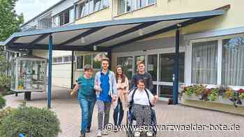 Haslach i. K.: Ein Jahr, das die Persönlichkeit stärkt - Schwarzwälder Bote