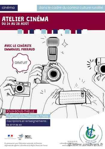 Ateliers cinéma lundi 24 août 2020 - Unidivers