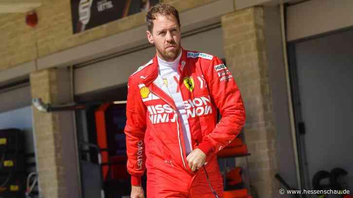 Sebastian Vettel: So verliefen seine ersten Ferrari-Tests - hessenschau.de
