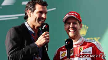 Formel 1: Mark Webber glaubt an Auszeit von Sebastian Vettel - LAOLA1.at