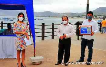 Puerto López lanzó el festival de las ballenas, pero aún no habrá recorridos - El Comercio (Ecuador)