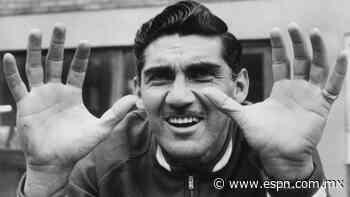 'Tota' Carbajal, el portero enamorado de Londres, cumple 91 años - ESPN