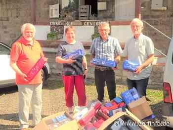 """""""Eine Welt Laden"""" von Sundern und Ense arbeiten zusammen und sammeln viele Verbandskästen für Afrika - Dorfinfo.de – Sauerlandnachrichten"""
