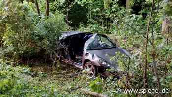 Baden-Württemberg: Zwei Tote nach schwerem Unfall mit Cabrio - DER SPIEGEL