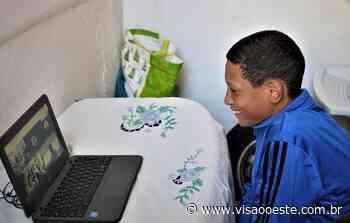 Mais de 2 mil alunos de Barueri vão receber computador e internet grátis em casa - Jornal Visão Oeste