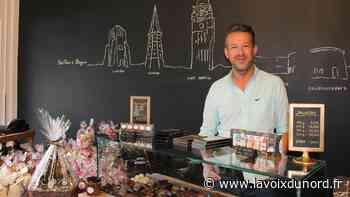 Bergues: une nouvelle épicerie fine au pied du beffroi - La Voix du Nord