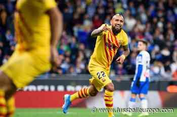 """""""Seltsam und kompliziert"""": Arturo Vidal vermisst Barça-Fans - Fussball Europa"""
