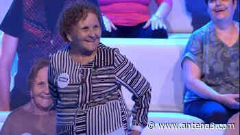 Los divertidos bailes de Palmira Gogó en '¡Ahora Caigo!' a ritmo de reggaetón - Antena 3