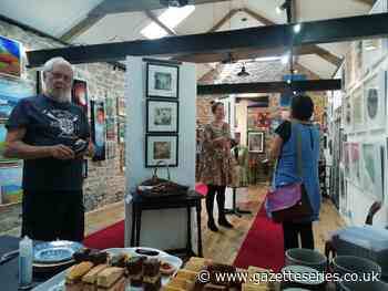 New art gallery opens in Thornbury - South Cotswolds Gazette