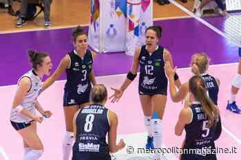 Volley, Chieri: il punto sul mercato - Metropolitan Magazine Italia