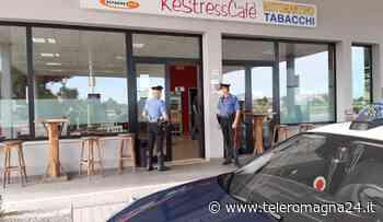 FORLI': Spaccata in una stazione di servizio, 15 mila euro di danni | FOTO - Teleromagna24