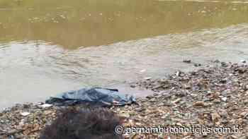 Corpo de mulher é encontrado as margens do rio Ipojuca em Bezerros - Pernambuco Notícias