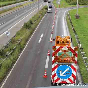 Frechen/Kerpen: Bauarbeiten auf der A4 und im Kreuz Kerpen - radioerft.de