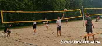 Volleyballtraining in Sinzig ist wieder möglich - Blick aktuell