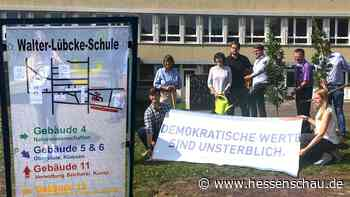 Wolfhagen hat jetzt eine Walter-Lübcke-Schule - hessenschau.de