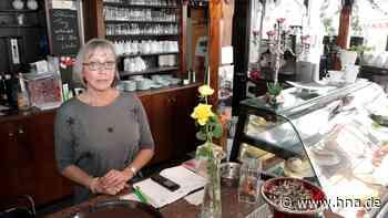 Silke Döhne, Pächterin des Cafés Alte Wache in Wolfhagen, sucht Nachfolger - hna.de
