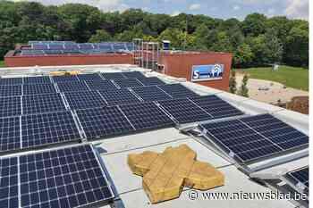 Basisschool investeert in zonne-energie en vermindert CO2-uitstoot drastisch - Het Nieuwsblad