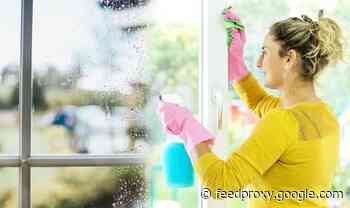 Window cleaning: Easy steps to remove streaks and leave windows sparkling