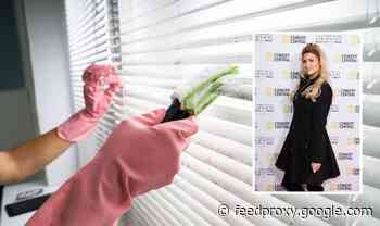 Cleaning: Mrs Hinch shares clever blind hack with these 3 cheap products