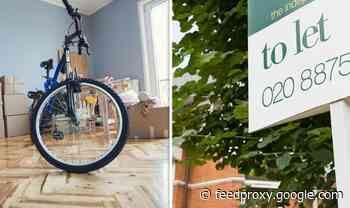 Property news: Renters' searches for properties with bike storage surge due to coronavirus