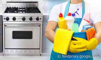 Oven cleaning: How to leave oven sparkling and remove grime quickly