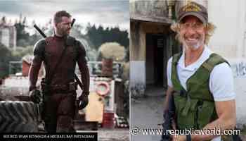 Michael Bay and Ryan Reynolds to collaborate for Deadpool Kills the X-Men Universe? - Republic World - Republic World