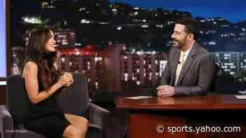 Jimmy Kimmel, Michael Bay under fire after creepy Megan Fox interview resurfaces - Yahoo Sports