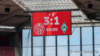 Mainzer Geldsegen bei Werder-Abstieg