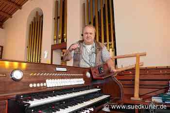 Stetten am kalten Markt: Kleinod Welte-Orgel erstrahlt schon optisch in neuem Glanz - SÜDKURIER Online