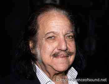 Adult Film Star Ron Jeremy Charged With Raping Three Women - Consequence of Sound