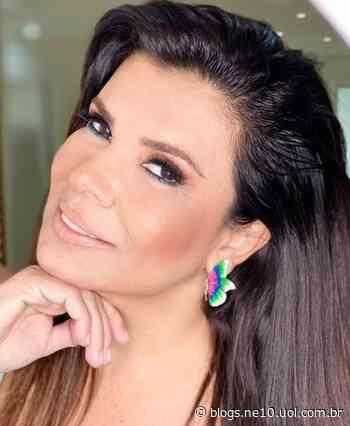 Mara Maravilha dispensa profissional por ser fã de Lívia Andrade, diz colunista - NE10