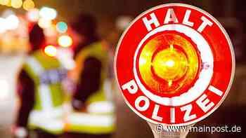 Polizeistatistik: Das Leben im Bereich Mellrichstadt ist sicher - Main-Post