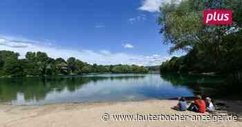 Im Erlensee bei Bickenbach ist wieder baden möglich - Lauterbacher Anzeiger