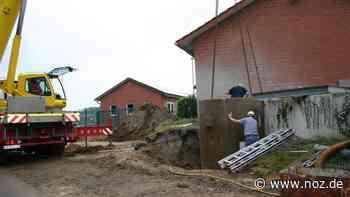 Mehrwöchige Bauphase: Kläranlage in Nortrup wird saniert - noz.de - Neue Osnabrücker Zeitung