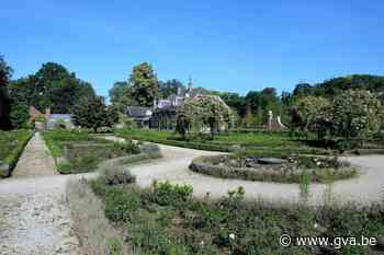 Rozentuin in gemeentepark wordt in ere hersteld (Brasschaat) - Gazet van Antwerpen