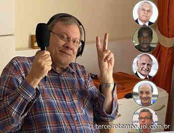 Joseval, Luís Pereira, Lasier Martins, Procópio... As imperdíveis entrevistas do 'Domingo Bandeirantes' - Notícias - Terceiro Tempo - Milton Neves