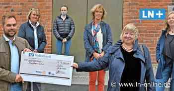 Eutin: Rotary Club spendet 4000 Euro an das Frauenhaus Ostholstein - Lübecker Nachrichten