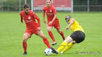 Fussball: Eutin 08 hat einen weiteren Neuzugang | shz.de - shz.de