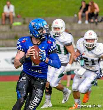 American Football: Allgäu Comets verzichten dieses Jahr auf Bundesliga-Spielbetrieb - all-in.de - Das Allgäu Online!