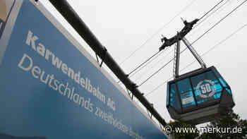 Mittenwald/Niederlage für Ex-Bürgermeister bei Karwendelbahn-Streit vor dem Oberlandesgericht - Merkur.de