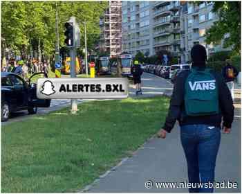 Vrouw levensgevaarlijk gewond na aanrijding met tram (Sint-Pieters-Woluwe) - Het Nieuwsblad