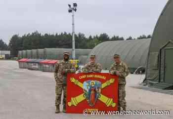 Growing Pains | Waterville reservist is part of logistics team for base expansion in Poland - wenatcheeworld.com