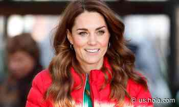 Kate Middleton's hairstylist reveals trick to long-lasting curls - HOLA USA