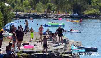 NPCA doesn't want to shut down popular Wainfleet quarry lands because of irresponsible users - WellandTribune.ca