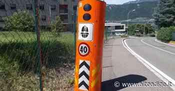 Spostato lo speedcheck per arginare le infrazioni - Laives - Alto Adige