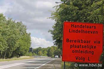 Laatste fase Lindelsebaan wordt afgewerkt in Overpelt - Het Belang van Limburg