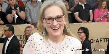 14 things you probably didn't know about Meryl Streep - Insider - INSIDER