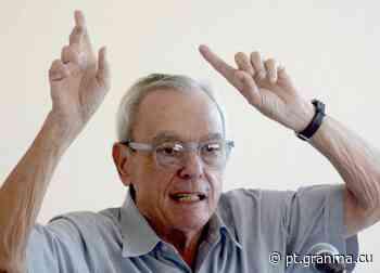 Eusebio Leal: A memória dos heróis nunca será estranha para mim - granma.cu