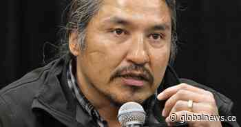 Charges dropped against Alberta First Nations Chief Allan Adam