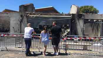 Incendie de commerces à Pignan dans l'Hérault : la piste criminelle privilégiée - Midi Libre